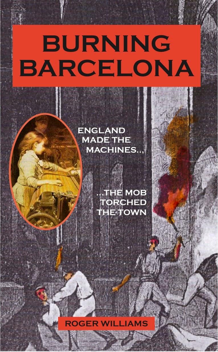 BURNING BARCELONA