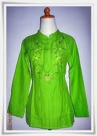usaha dagang baju muslim
