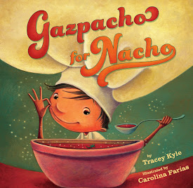 Gazpacho for Nacho - Children's Book
