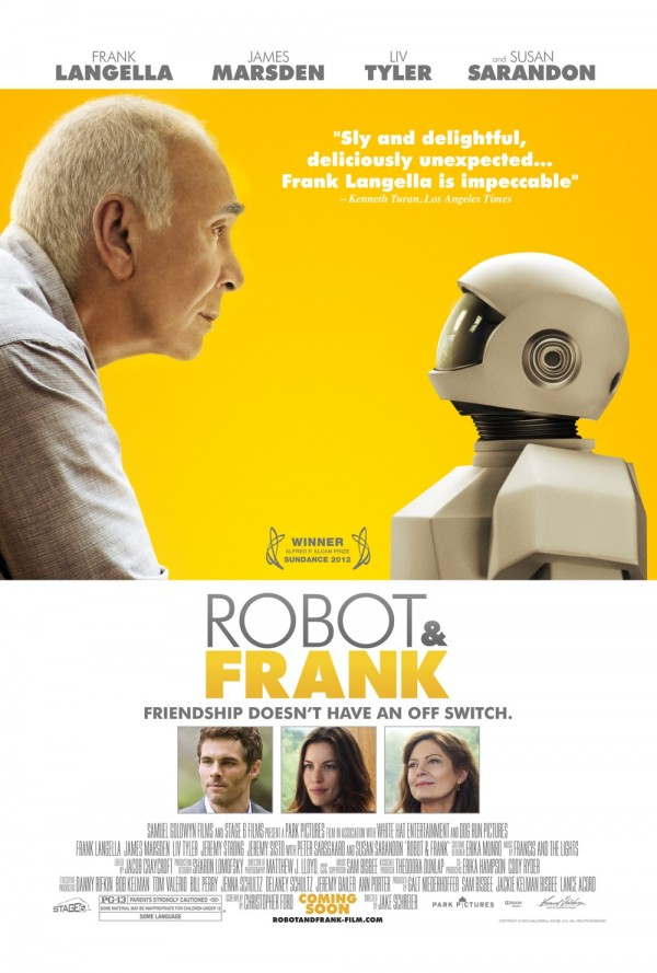 Watch Robot And Frank Movie Online Free 2012