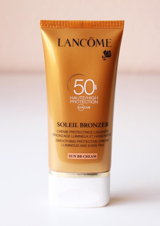 Soleil Bronzer Sun BB Cream de Lancôme