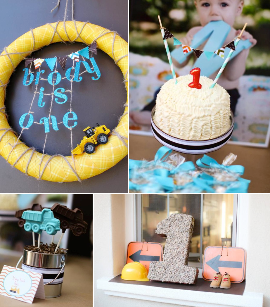 Diaries of a white mother raising a black baby a pretty for Baby first birthday decoration ideas