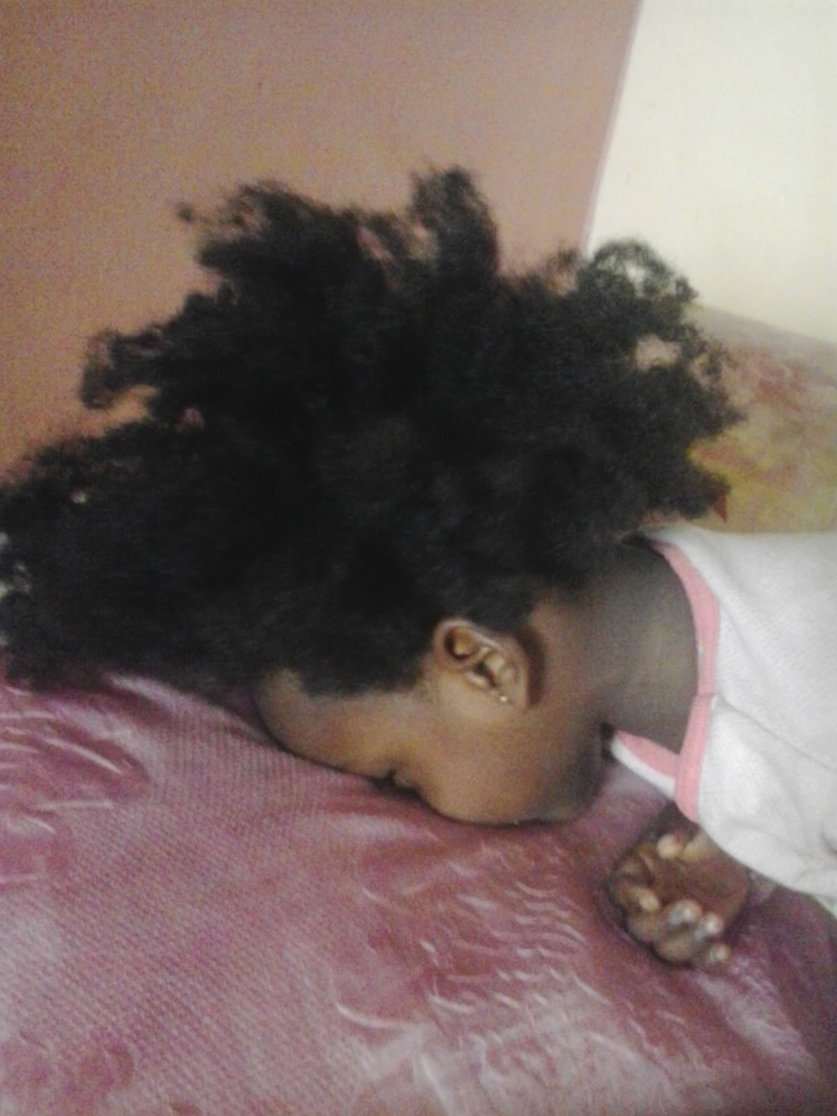 kid's afro haircare