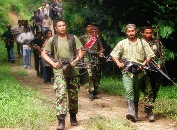 Anggota Kopassus Menjadi Orang Kepercayaan GAM Ditembaki TNI