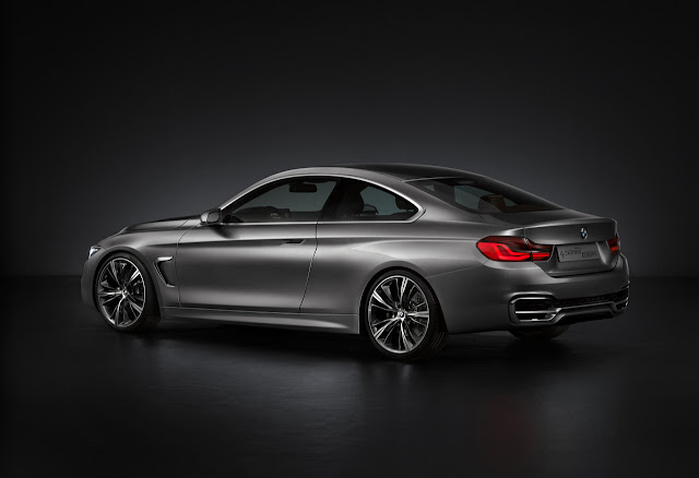 Фотографии Bmw Concept 4 Series Coupe