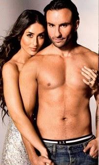 Saif Ali Khan Remove Kareena Name Tattoo From Arm ...