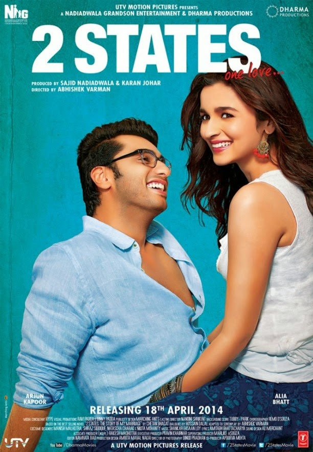ISKI USKI SONG LYRICS - 2 STATES