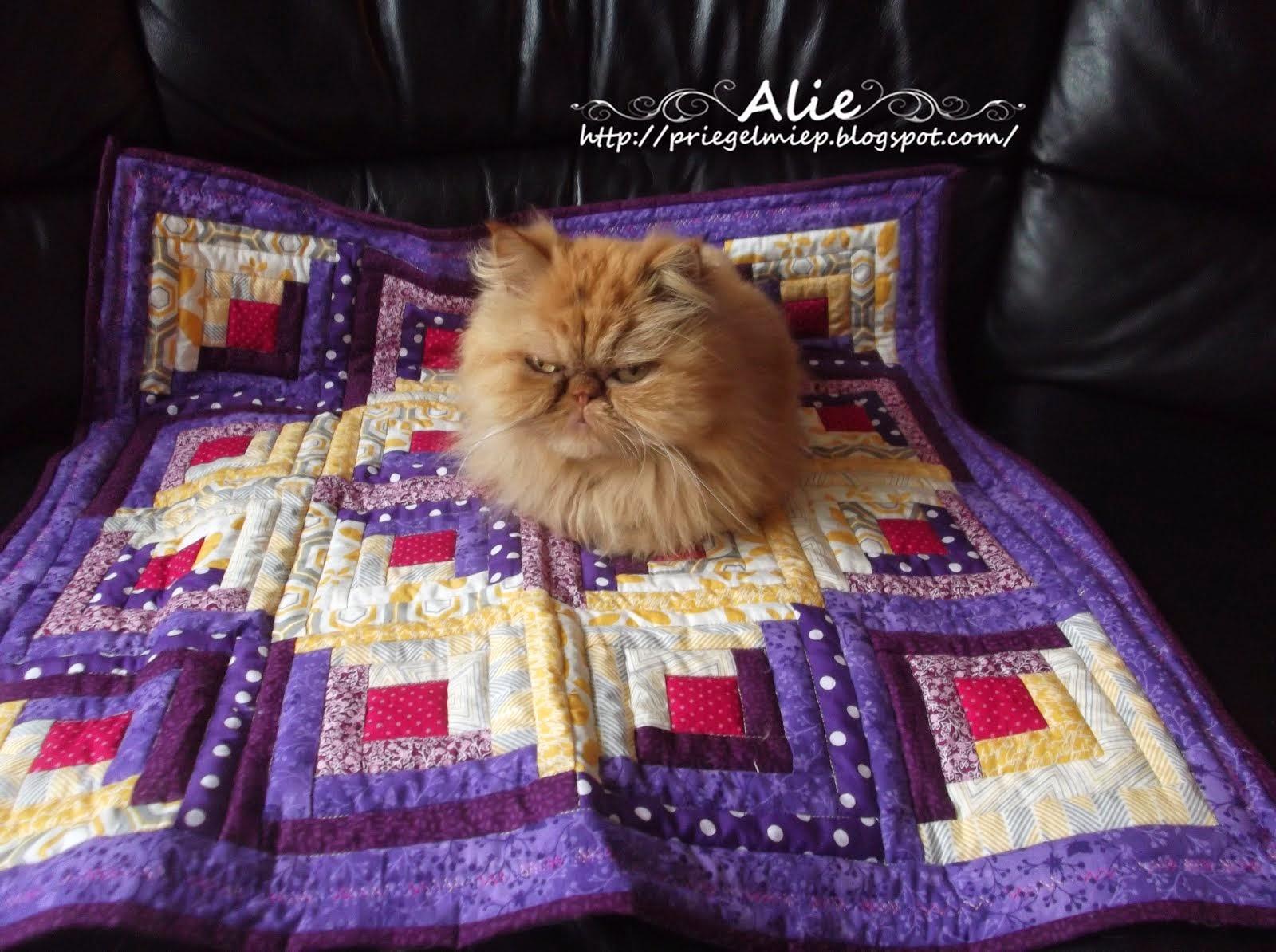 28 mei 2014 Mijn eerste quilt