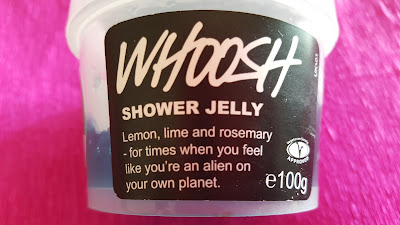 Shower Jelly Whoosh Lush