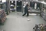 Attempted Robbery Spoiled By WAX Floors