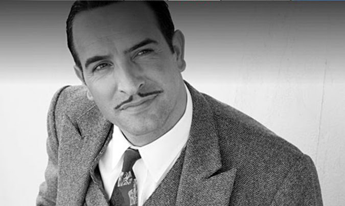 Weirdland genuine smiles jean dujardin and gene kelly for Dujardin the artist