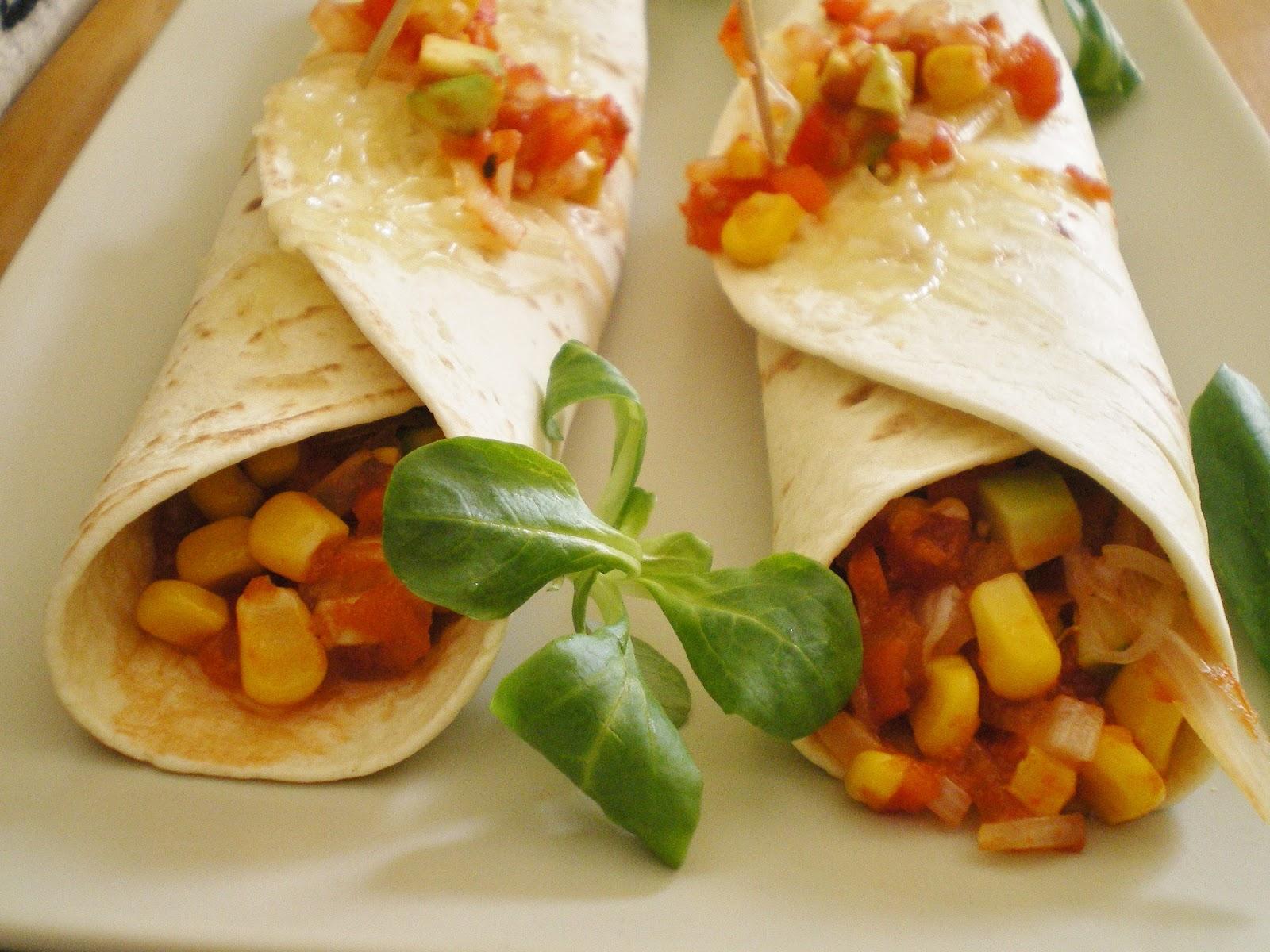Les mets tiss s cuisine d 39 ici et d 39 ailleurs enchiladas - Ma cuisine vegetarienne ...
