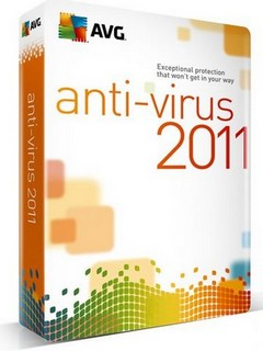 AVG Anti Virus Pro 2011 10.0.1388 Build 3717 (x86/x64)