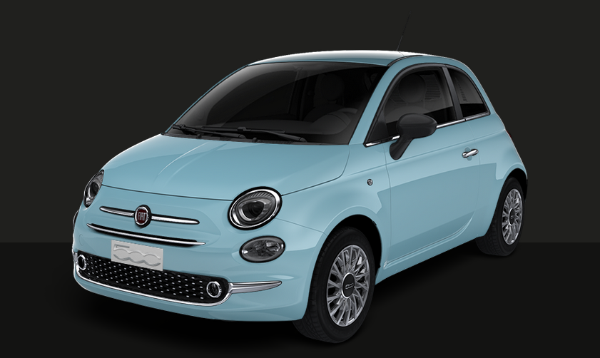 Fiat 500 Restyl 233 E 2017 Couleurs Colors