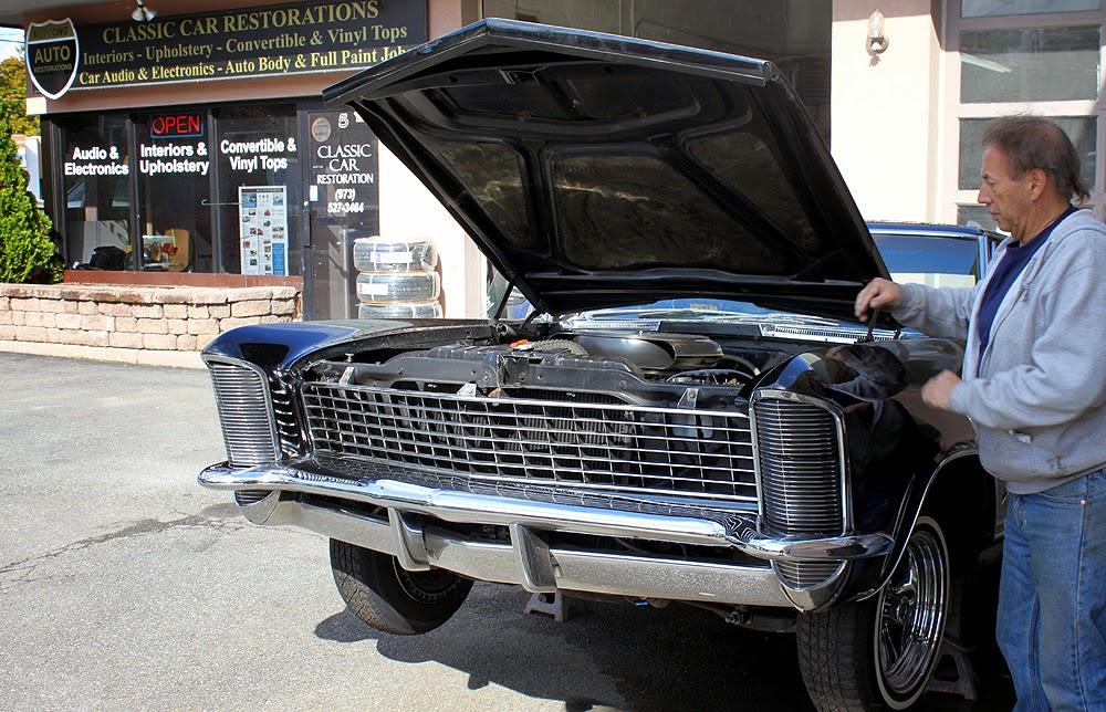 1965 Buick Riviera - Netcong Auto Restorations, LLC. 973-527-3464