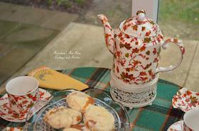 Time for a fall tea!