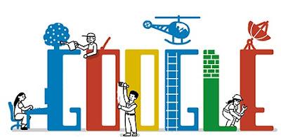 Peringatan Hari Buruh di google doodle