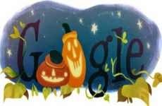 Halloween 2014: Google desea Felíz Halloween con varios doodles animados