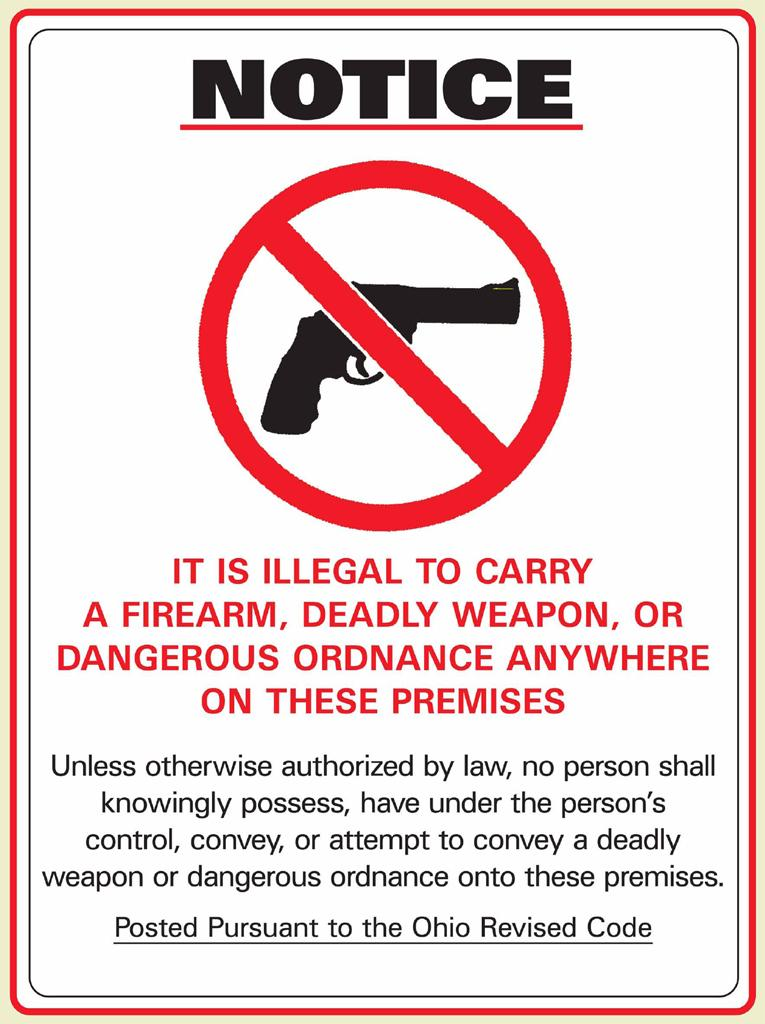handguns should be outlawed with the exception of law enforcement Ban guns: all guns should be illegal except for law enforcement and security there is absolutely no reason why a person should own a gun killing animals.