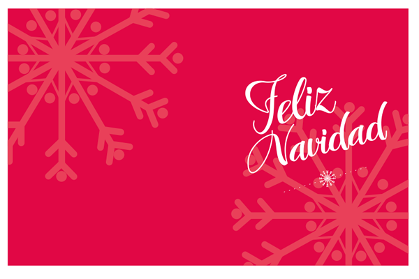 Manualidades tarjetas de navidad para imprimir en casa - Tarjetas felicitacion navidad ...