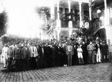 SOLAR BIAS FORTES 1946 ENCONTRO PARTIDARIO POLITICO