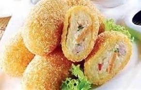 Resep Cemilan Kroket Kentang Ayam Spesial