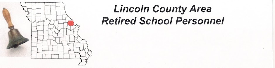 Lincoln County Area Retired School Personnel