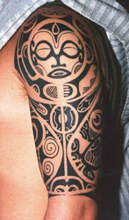 Maori Tribal Tattoos Designs