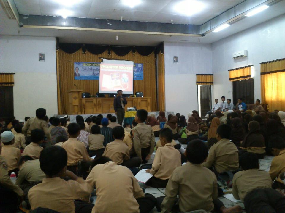 Training Quot Belajar Dengan Hati Nurani Quot Sdit Wahdatul Ummah Metro