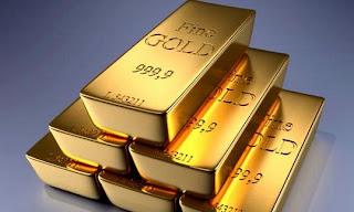 Harga emas diramal akan mencatatkan penurunan. Amerika sebagai negara yang memiliki cadangan emas terbesar dunia yaitu 8,133.5 ton.