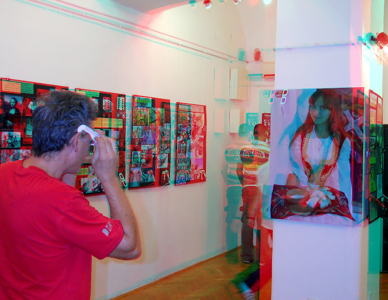 Izložba 3D fotografija u Šapcu 16-26 09.2011g.