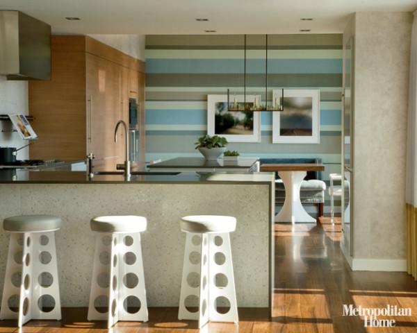 de interiores e tendências 2012 dicas de Cozinha americana