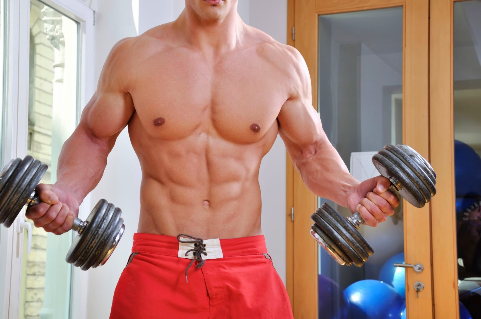 Top 10 Workout Tips to Get Ripped
