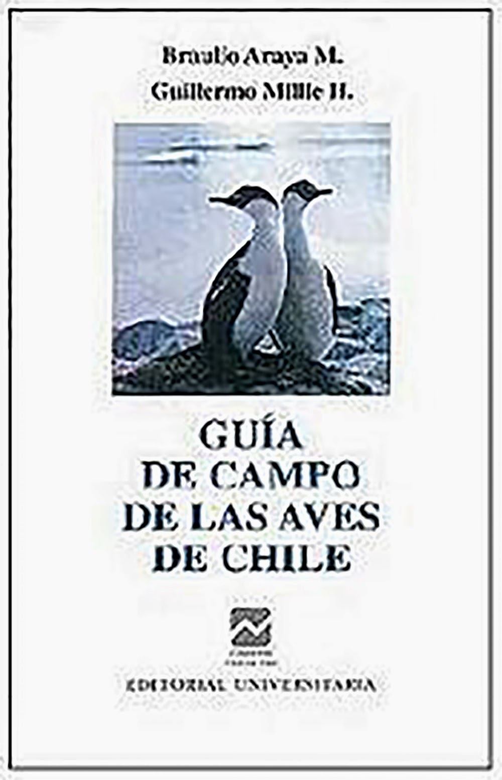 Guía de campo de las aves de Chile