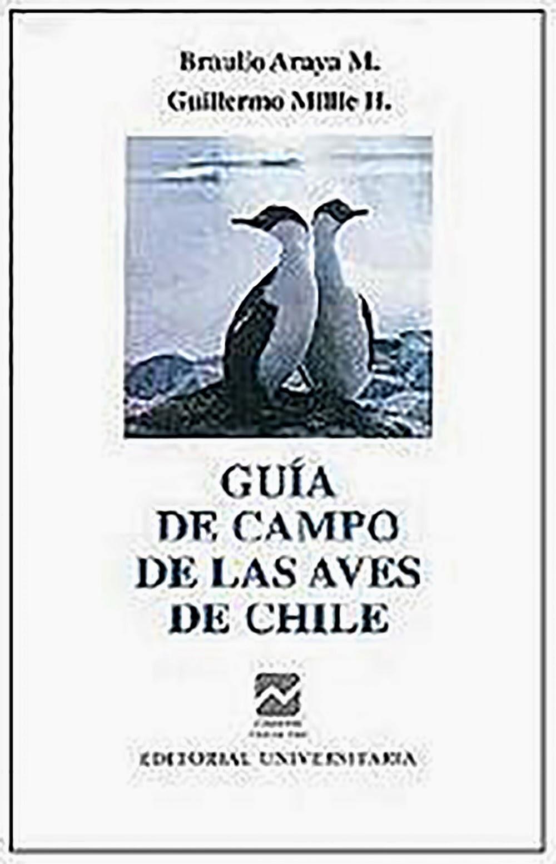 Guía de campo de las aves de Chile