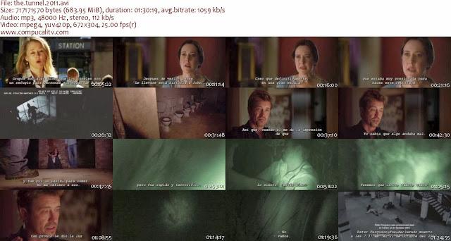The Tunnel DVDRip Subtitulado