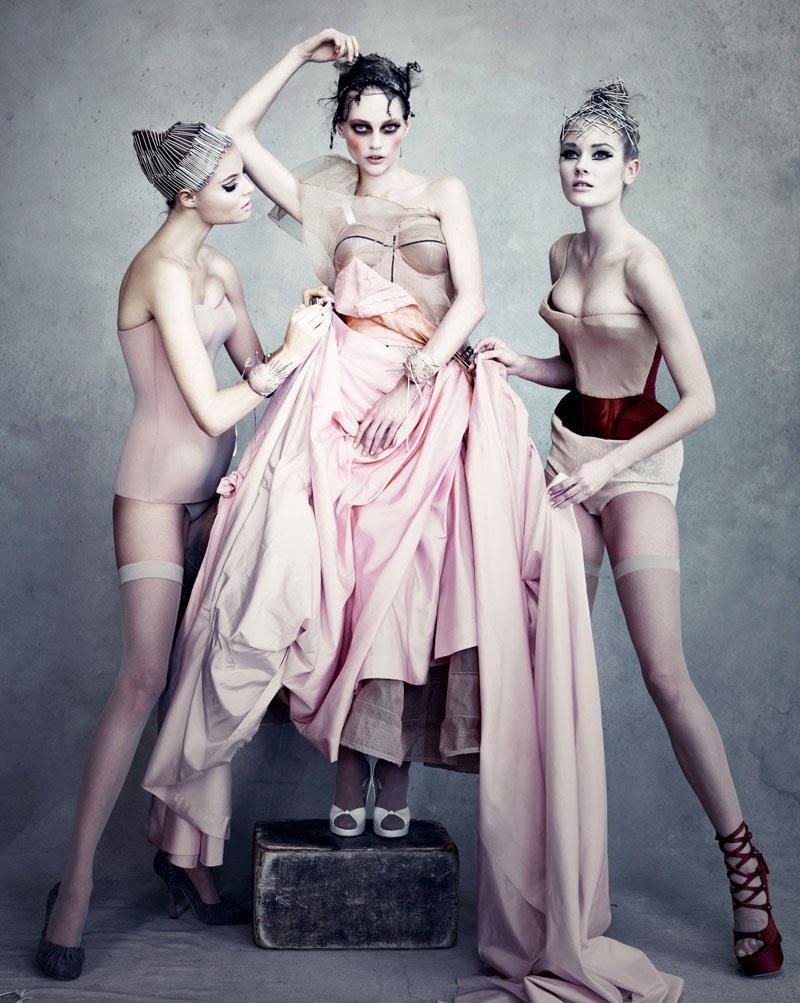 Los 10 fotógrafos de moda más prestigiosos: Patrick Demarchelier