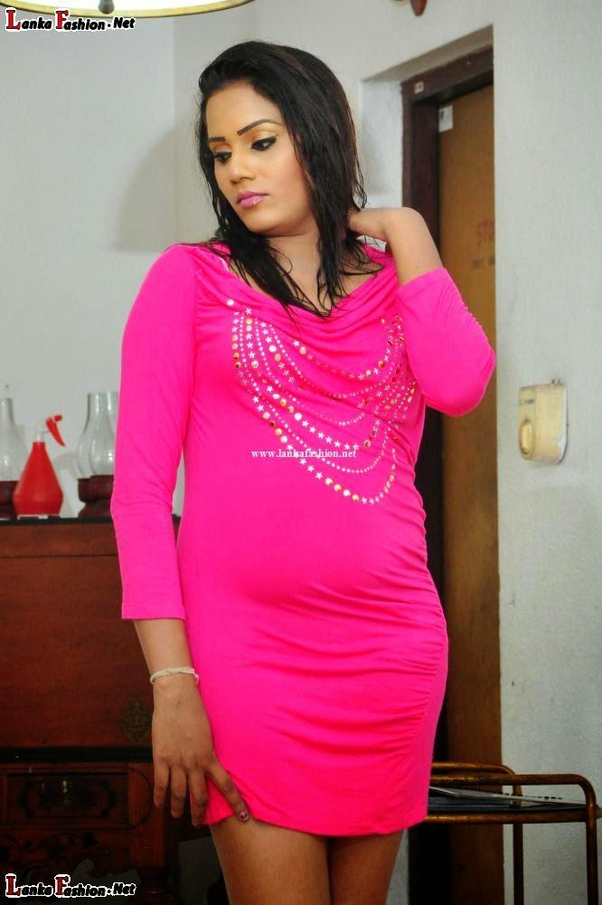 Sahni rajapaksha pink