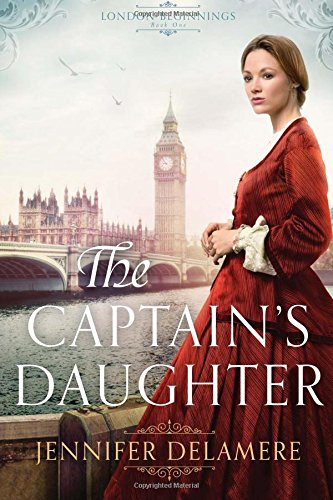 The Captain's Daughter Book Blog Tour 6/20/17-7/7/17