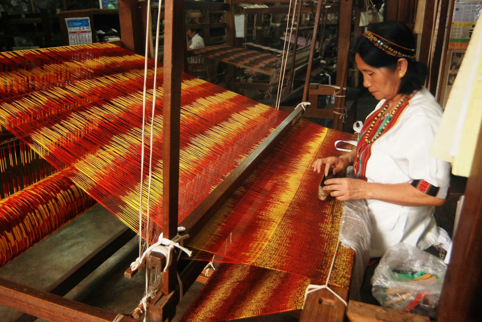 Basket Weaving Of Ifugao : Northern philippine times weaving essence and jobs from