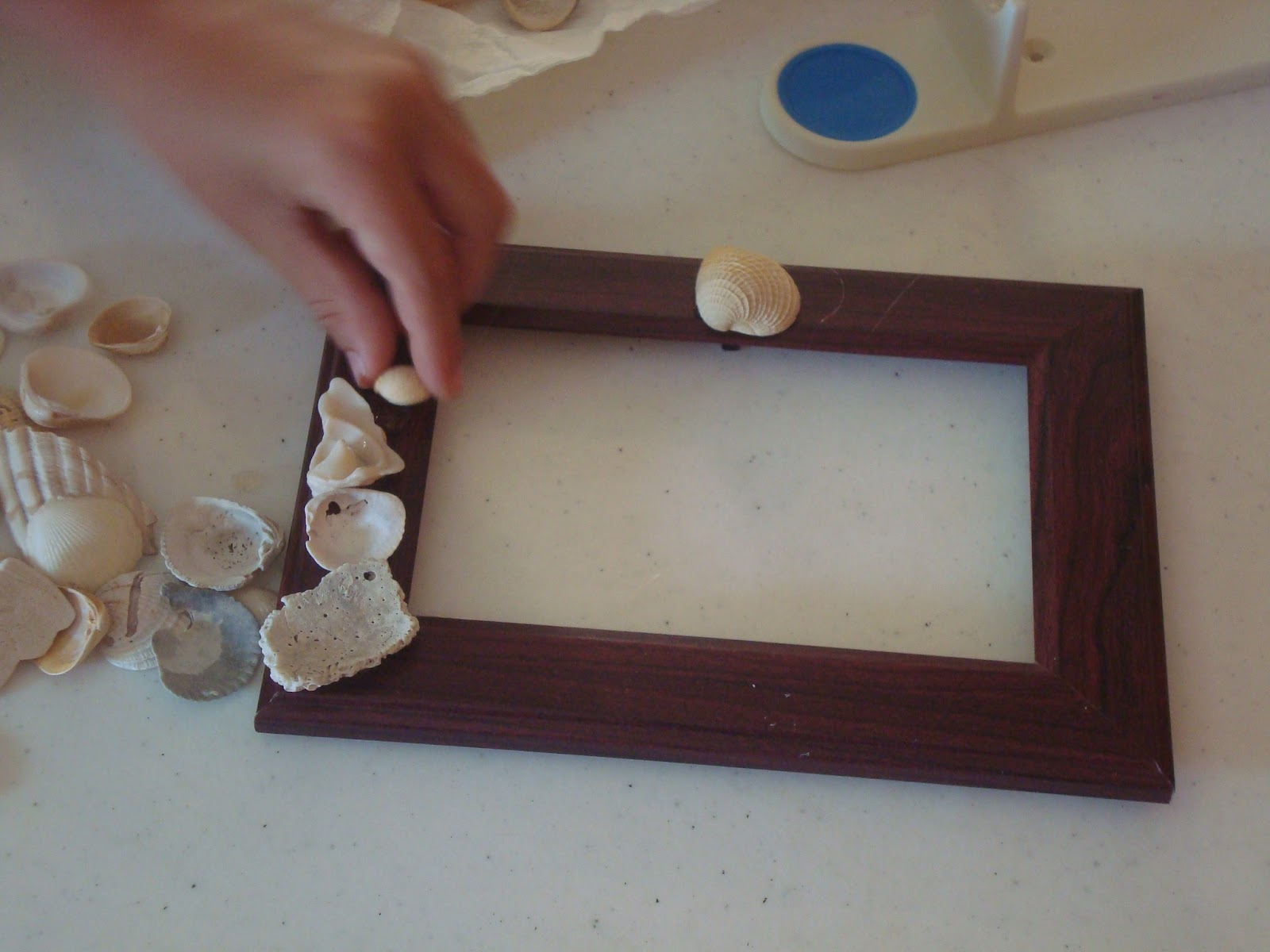 Created in AWE: Beachy Keen - Part 2, Three Beach Memory Crafts