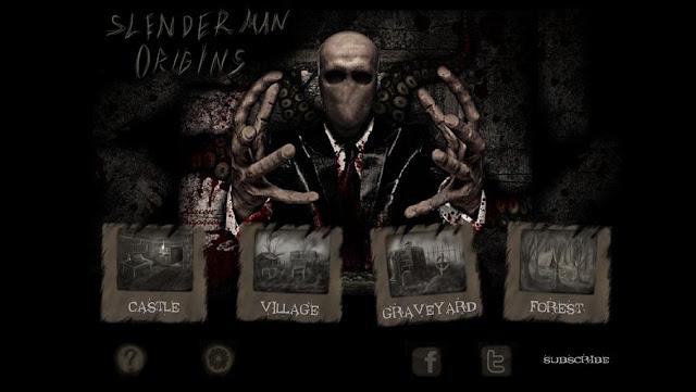 Slender Man Origins 1 Full v1.0 Apk + Datos SD Full