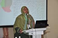 دور المنظمات الطوعية في تنمية النازحات - مؤتمر العمل الإنساني -جدة