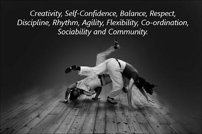 Capoeira Yogyakarta: Quote Capoeira yang Keren