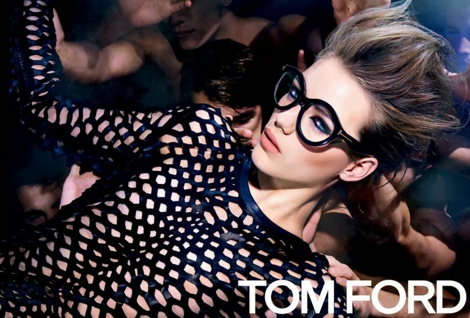 tom ford summer 2014 caign featuring esther