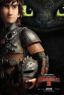 How to Train Your Dragon 2 large debut poster malaysia