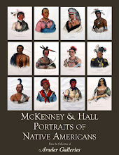 McKenney and Hall Portraits of Native Americans