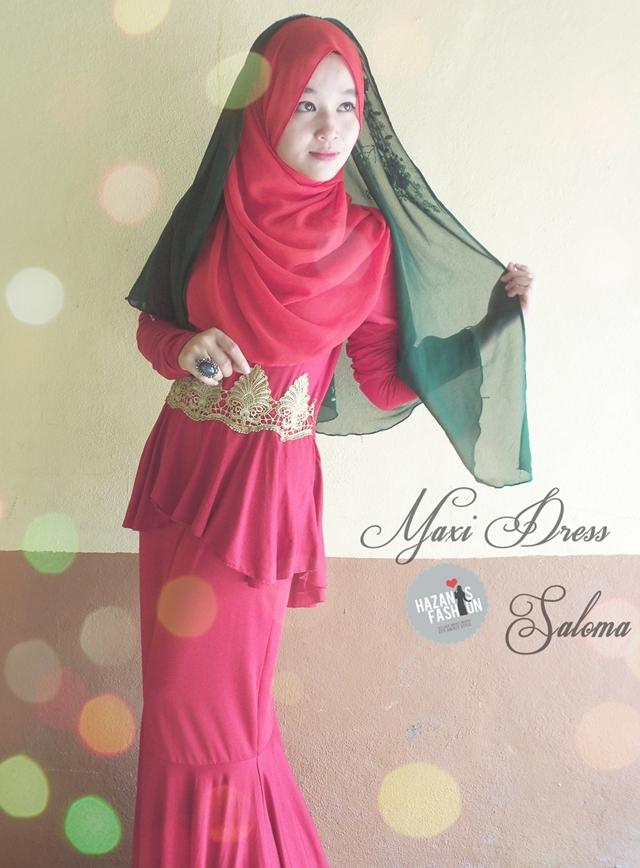 keunikan pada penampilan fesyen muslimah kini menjurus kepada hasil