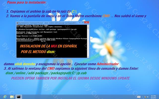 Windows 8 Pro Updates [Pre-Activado] [Agosto] [Español] [2013] [UL] 3