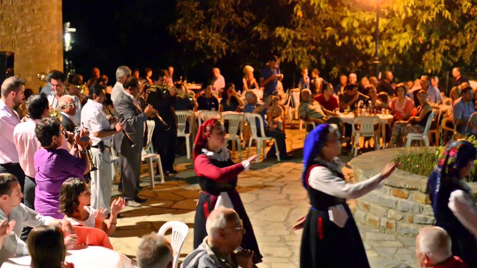 Panegyri - Festivals Greece